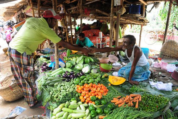 Agricultural produce trading platform