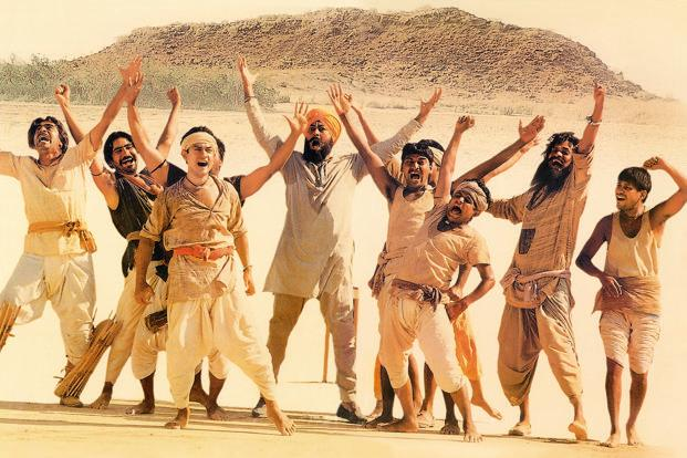 Lagaan was the last big mainstream Hindi film set in the village featuring on-screen farmers.