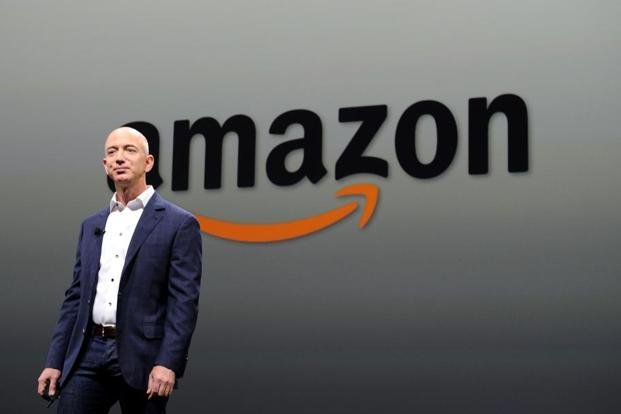 A file photo of Amazon founder and chief executive Jeff Bezos. Amazon will offer its Prime subscription on a monthly basis for $10.99 per month. Photo: AFP