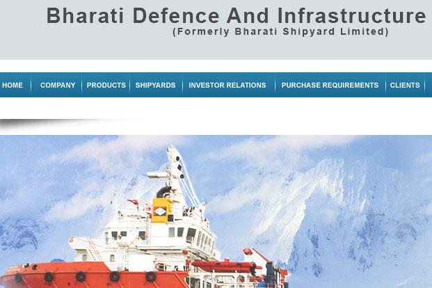 Bharati Defence in talks with equity investors - Livemint