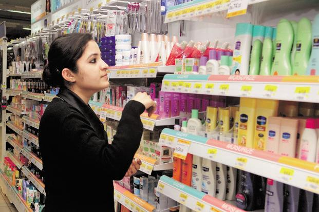 India's beauty and cosmetics market will grow at 11-12% in the next three years, according to Jean-Christophe Letellier, MD, L'Oreal India. Photo: Ramesh Pathania/Mint