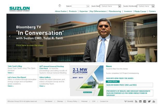 Suzlon buys five firms for solar operations - Livemint