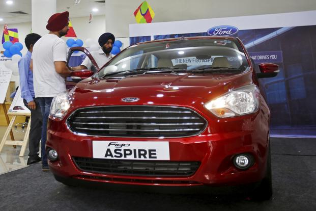 Ford To Recall 42 300 Figo And Aspire Models Livemint