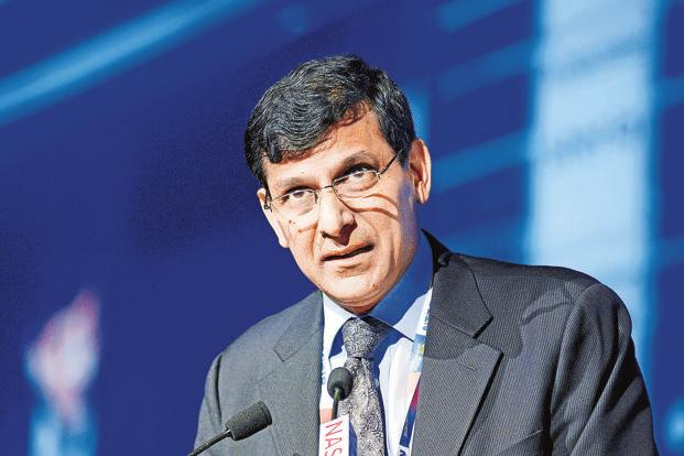 Raghuram Rajan said there should be a level-playing field in every way for small firms. Photo: Abhijit Bhatlekar/Mint