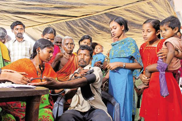 A proposal recommends that all MBBS doctors in rural India should be trained as family physicians and be paid by the government for each patient they treat. Photo: Indranil Bhoumik/Mint