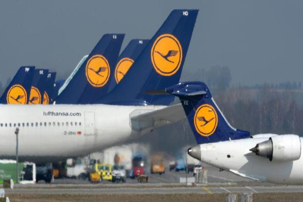 Lufthansa to cancel 900 flights in germany wednesday over for Lufthansa direct flights to germany