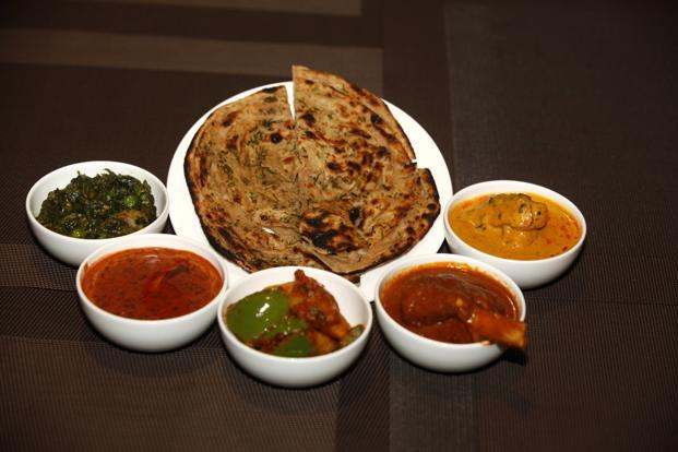 'Parathas' are a unique blend of homestyle comfort and guilty pleasure—simple, delicious, sinful all at the same time.Photo: Hindustan Times