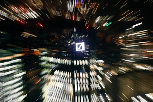Deutsche Bank posts surprise profit, beats expectations - Livemint