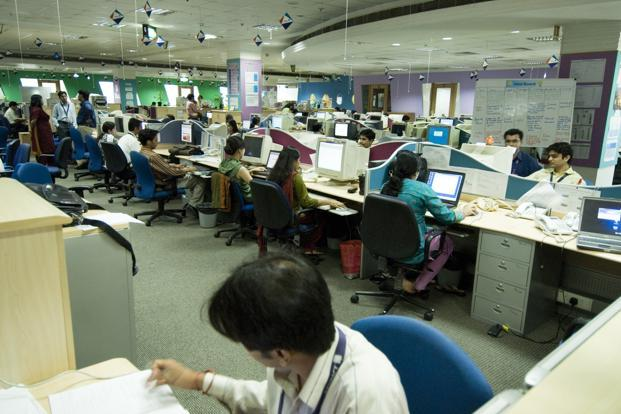 Tcs Infosys Wipro See Decline In Revenue Per Employee In