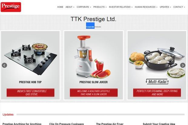 ttk prestiage Get top management, md , ceo , hr manager contact details with email id of  ttk prestige ltd in bangalore / bengaluru  address , contact numbers, contact.