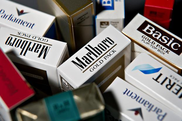 The court said the EU measures from 2014, which include a requirement that health warnings cover 65% of cigarette packs, don't go 'beyond the limits of what is appropriate and necessary'. Photo: Bloomberg