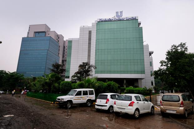 HUL's share fell by 0.8% on Monday as investors fretted over the decline in volume growth. Photo: Pradeep Gaur/Mint