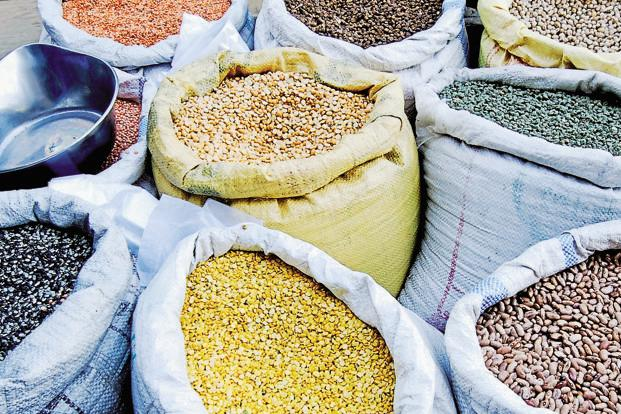 Expectations of a normal monsoon and the state government's support for cultivation of pulses are also reasons for the possible shift. Photo: Pradeep Gaur/Mint