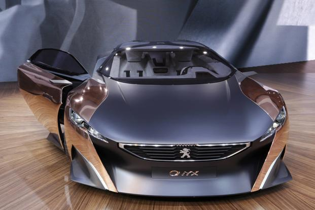 France S Peugeot And Chinese Partner To Develop Electric Cars