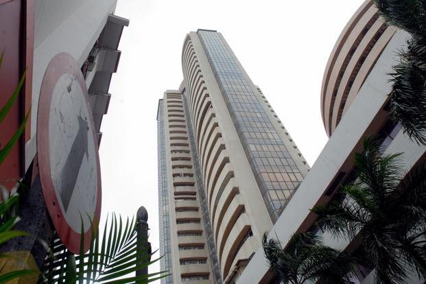 During the day, the Sensex had fallen as much as 1.41%, or 363.29 points, to 25,409.24, while Nifty had slipped as much as 1.36%, or 106.90 points, to 7,780.90. Photo: Mint