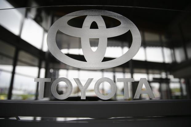 Toyota expects operating profit, which excludes earnings made in China, will drop 40% this year to ¥1.7 trillion. Photo: Reuters
