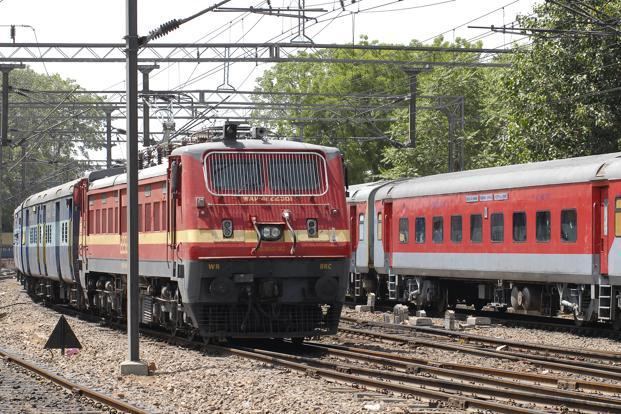 Expansion of the rail network is a major thrust for railways as the public transporter is facing an acute congestion due to the limited line capacity. Photo: Mint