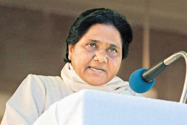 BSP is fundamentally against allying with the Congress, the BJP or any other party and we will go alone in UP, Punjab and Uttarakhand next year, said Mayawati. Photo: Reuters