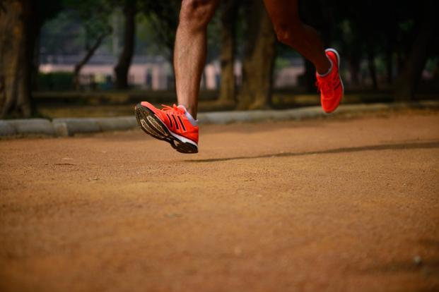 The pursuit of mastery through the joy of running