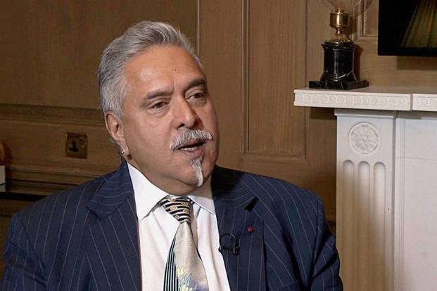 Debt Recovery Tribunal directs JP Morgan not to disburse $40 mn to Vijay Mallya - Livemint