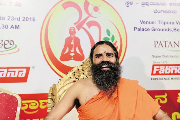 Patanjali Ayurved is currently one of India's fastest growing FMCG companies. Photo: Mint