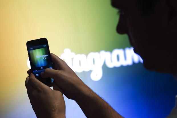 Facebook's Instagram is a perennial threat on start-ups' radar. Photo: Bloomberg