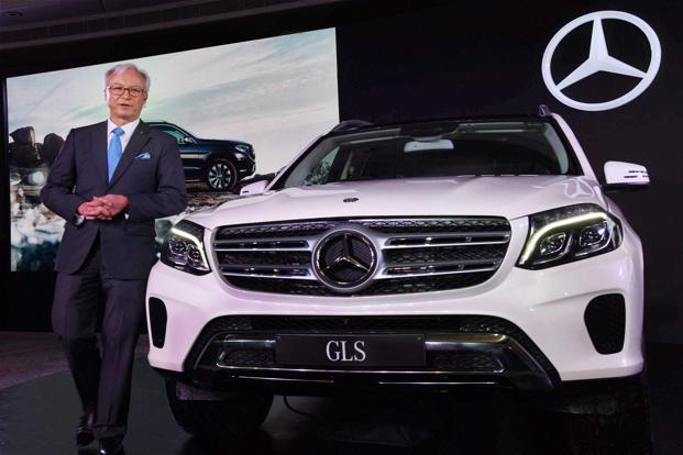 Mercedes says india investments on hold due to sc diesel for Mercedes benz ceo