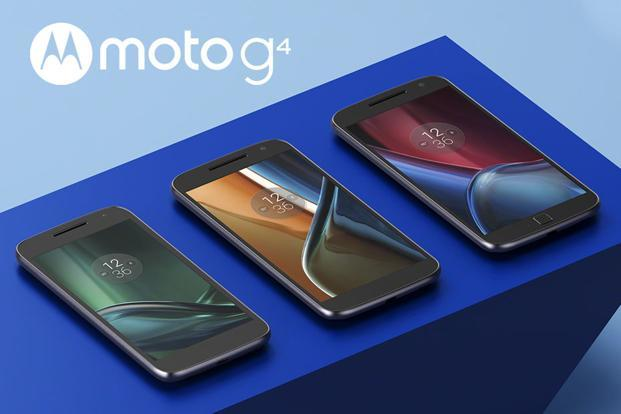 Lenovo is launching the Moto G4 Plus in India this week, while the Moto G4 will be arriving in June.