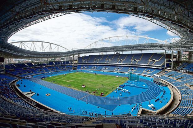 Doping shadow on Rio Olympics - Livemint