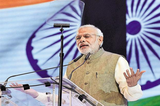 This particular series of elections will see a resurgence of anti-Narendra Modi opposition groups in the states, the emergence of an energized but loose anti-BJP alliance. Photo: PTI