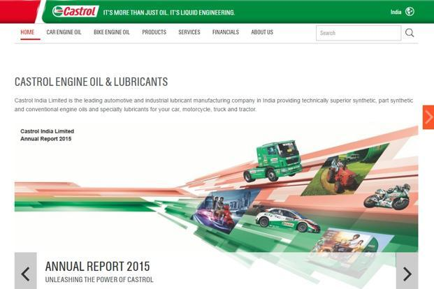 BP sells an 11.5% stake in Castrol India - Livemint