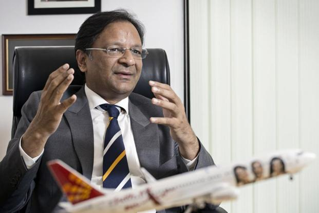 This is a year of consolidation :    SpiceJet's founder chairman Ajay Singh,