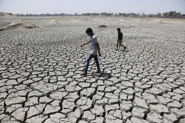The main summer months in India—April, May and June—are always excruciatingly hot across most of the country, before monsoon rains bring cooler temperatures.  Photo: AP