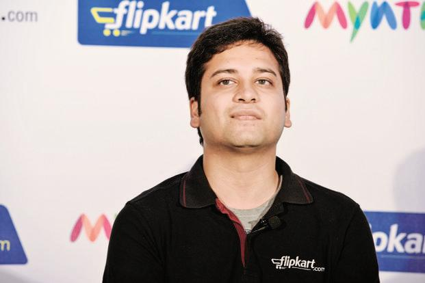 In January, Flipkart changed its CEO, promoting Binny Bansal to the hot seat while Sachin Bansal moved on to the role of executive chairman. Photo: Hemant Mishra/Mint