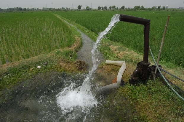 Agricultural Irrigation Parts : Micro irrigation lags far behind potential shows study