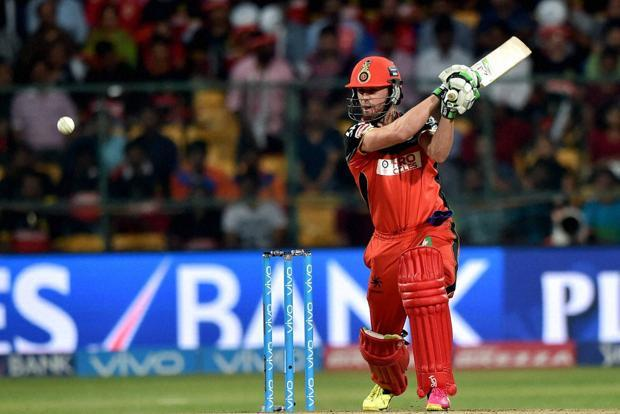 ab de villiers steers chase to take rcb to ipl 2016 final livemint