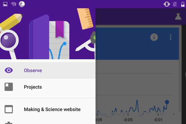 Google's new app gives everyone the chance to be a scientist
