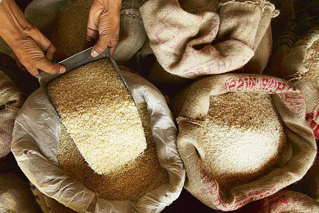 Rice prices in Asia are hovering around their highest levels in two years. Photo: Reuters