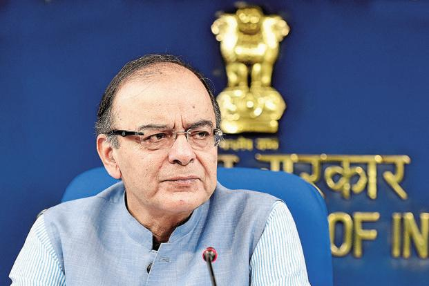 Arun Jaitley had announced the introduction of an equalization levy of 6% for any payment that exceeds Rs1 lakh a year from an Indian company to a non-resident for providing online advertisement services. Photo: HT