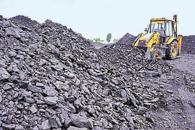 The CIL stock jumped 3.8% on Monday to Rs292.05. Photo: Bloomberg