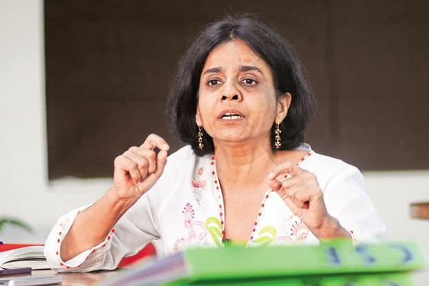 The environment is becoming a technocratic issue :    Sunita Narain, Environmentalist and Director General of NIA Centre for Science and Environment (C