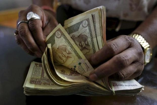 The fiscal deficit for the whole year is estimated at <span class='WebRupee'>Rs.</span>5.33 lakh crore. Photo: Reuters
