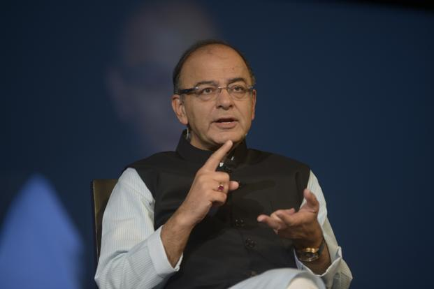 Finance minister Arun Jaitley had announced the introduction of the equalization levy in the Union Budget 2016. Photo: Abhijit Bhatlekar/Mint