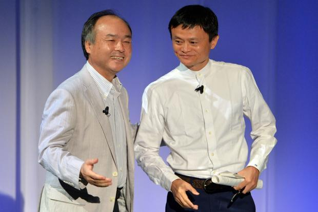 SoftBank will sell at least  $7.9 billion of Alibaba stake - Livemint