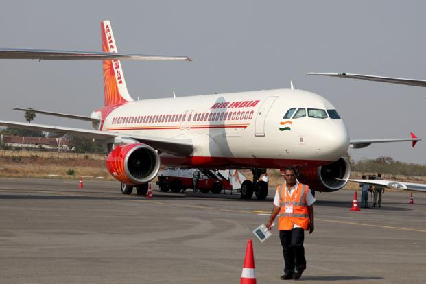 Air India will upgrade war heroes travelling economy class with the airline to business class. Photo: Bloomberg