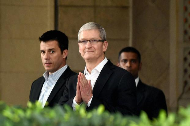 The report suggests that global iPhone shipments may have peaked in 2015. And India may not come to Tim Cook's rescue too soon. Photo: PTI