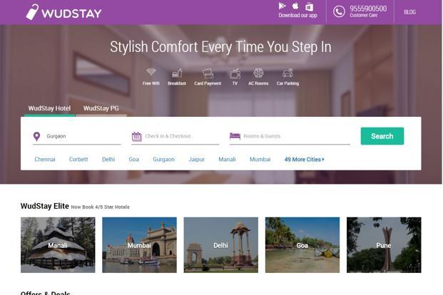 So far, Wudstay had been offering hotels, hostels and retirement homes on its platform. The company runs on a revenue share basis with these properties.