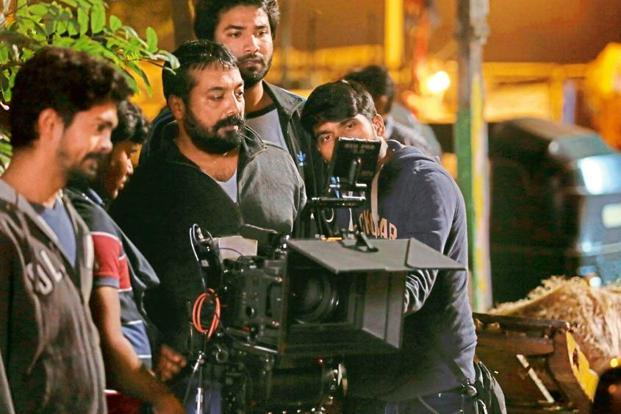 David Dhawan of low-budget films :    Anurag Kashyap, writer-director on his new film, returning to a low-budget comfort zone, and cens