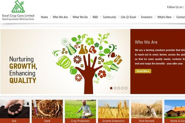 Sumitomo acquires 44% stake in  Excel Crop Care for Rs623 crore - Livemint