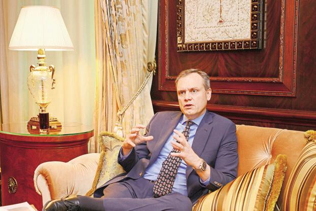 Our bet on India now looks smarter than ever :    Darius Adamczyk, President and COO of Honeywell